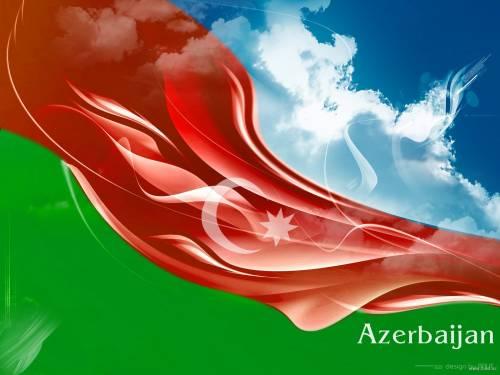 Azerbaycan bayragi